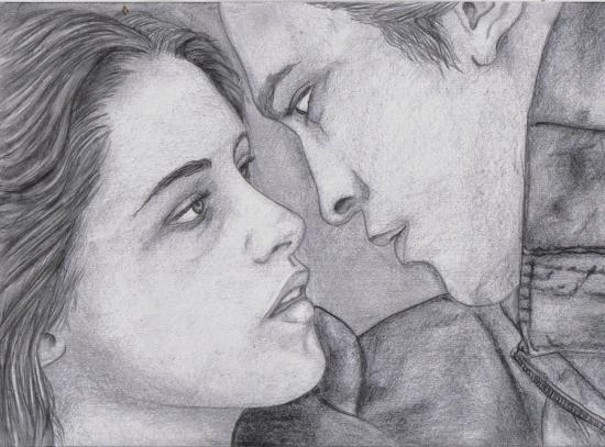 Kristen Stewart, Robert Pattinson par zuzia483